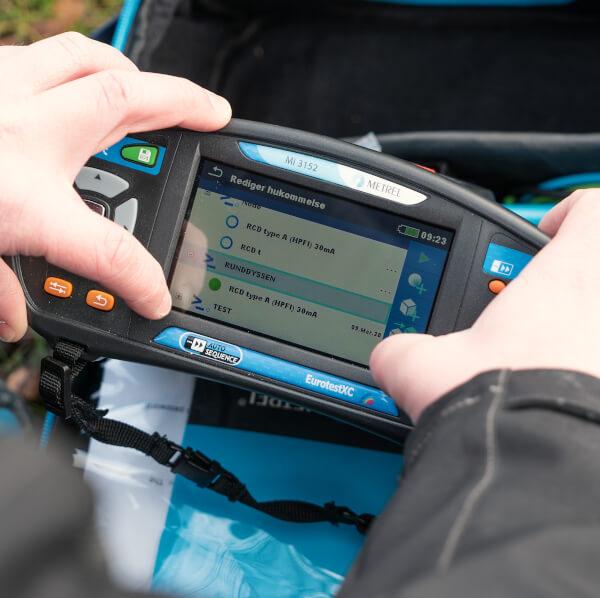 BDS Elinstallation i Svenstrup - service og eftersyn af installationer