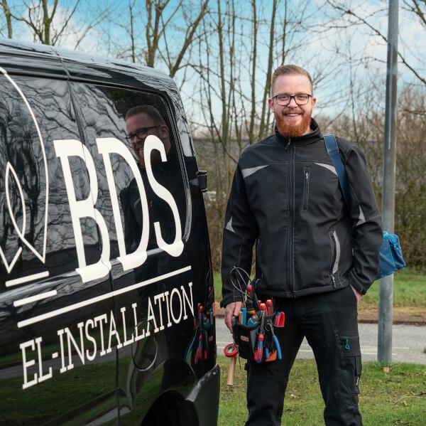 Professionel service af autoriseret elinstallatør i Svenstrup
